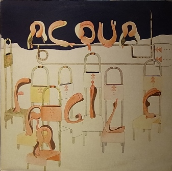 Acqua Fragile Acqua+Fragile LP
