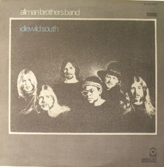 Allman Brothers Band Idlewild+South LP