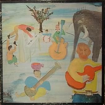 BAND, THE - Music From Big Pink - LP