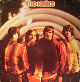 Kinks The Kinks Are The Village Green Preservation Society LP