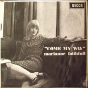 Marianne Faithfull Come My Way LP