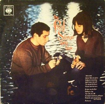 PAUL SIMON - Paul Simon Song Book - LP