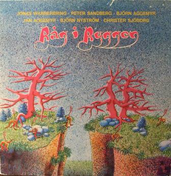 RAG I RYGGEN - RAG I RYGGEN - LP
