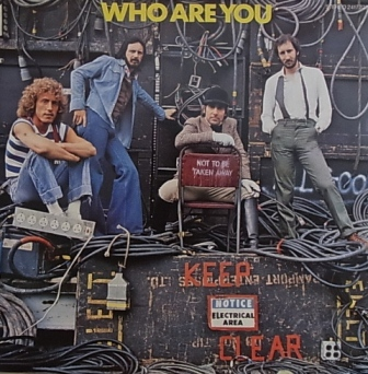Who,The Who+Are+You LP